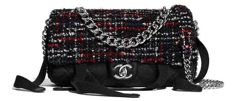 Chanel-Tweed-Nylon-Astronaut-Essentials-Flap-Bag-4