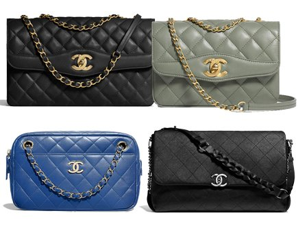 dd7c155157 Chanel Cruise 2018 Bags - The Best Blazer And Bag Woman