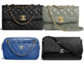 Chanel Cruise 2018 Seasonal Bag Collection