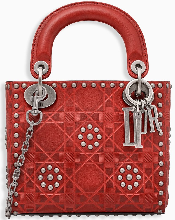 Lady-Dior-Studded-Flower-Bag