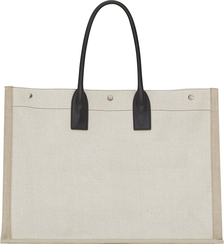 Saint-Laurent-Linen-Rive-Gauche-Bag-3