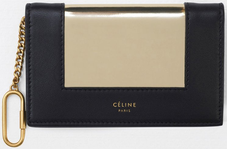 Celine-Frame-Coin-And-Card-Purse-On-chain-2