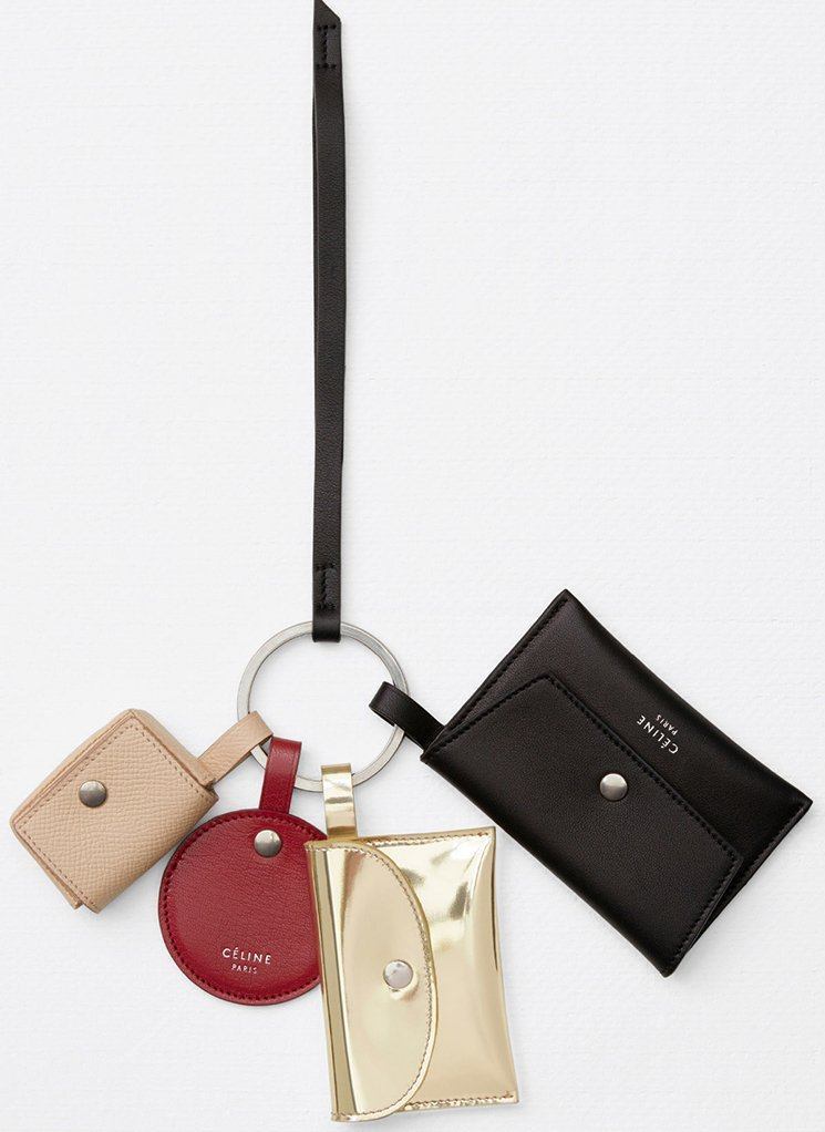 Celine-Multi-Keyrings