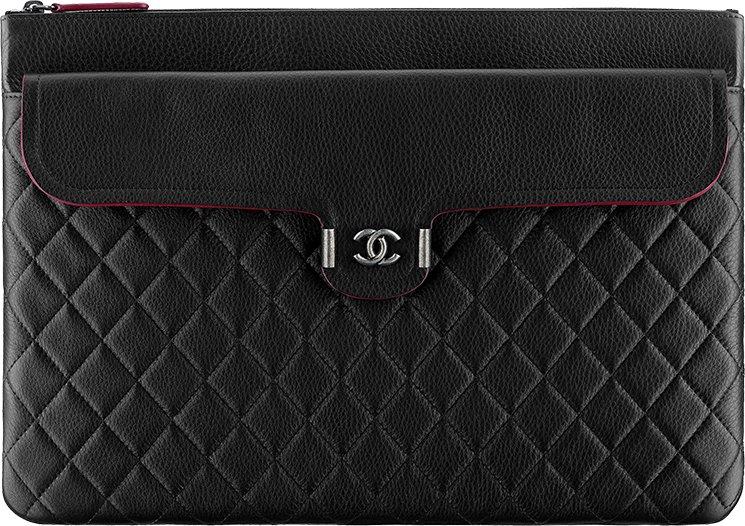 8f43e91e789a Chanel Archi Chic O Case | Bragmybag