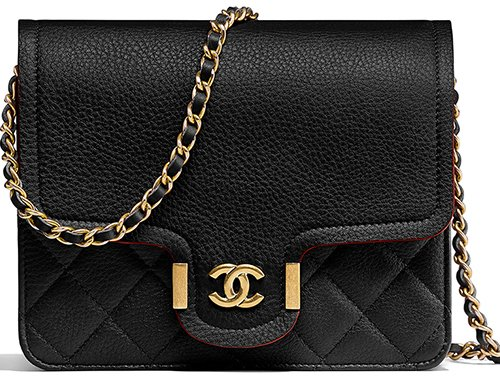 2cd2ee4c265f7 Chanel Archi Chic Square WOC | Bragmybag