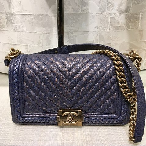 Chanel-Braid-Around-Chevron-Bag-7