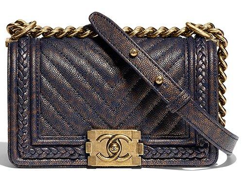 Chanel Chevron Braid Around Bag – Bragmybag 78507fdff0c90