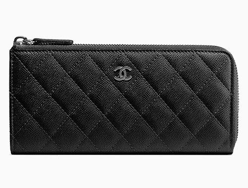 f19c40dc05b1 Chanel Classic Side-Zip Wallet   Bragmybag