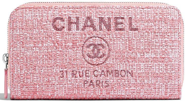 Chanel-Deauville-Wallets