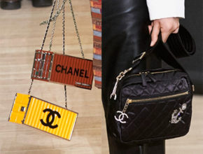 Chanel Metiers D Art Paris-Hamburg Runway Bag Collection  f08e211d5d5ac