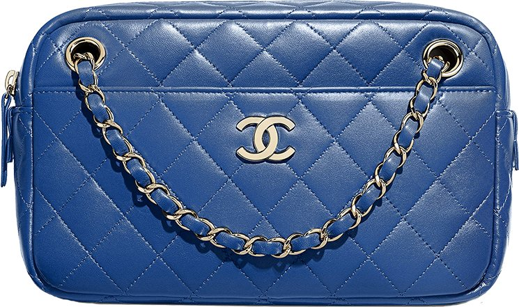 Chanel-Quilted-Camera-Case