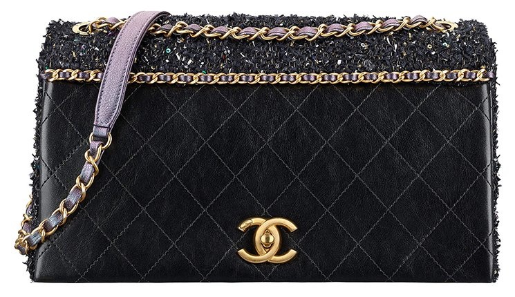 Chanel-Tweed-Quilted-Flap-Bag-2
