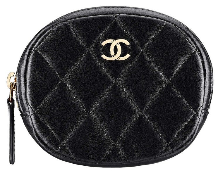 681b8a96aeb8 Chanel Round Classic Coin Purse Prices