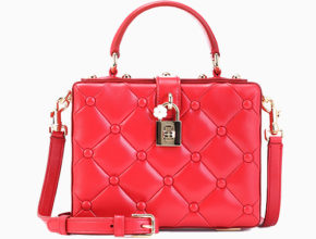 Dolce   Gabbana Quilted Dolce Box Bag 9237c16fcc508