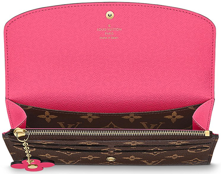 Louis-Vuitton-Monogram-Flower-Emilie-Wallet-2