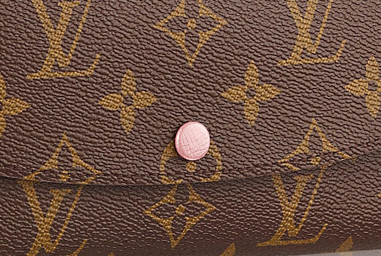 Louis-Vuitton-Monogram-Flower-Emilie-Wallet-6