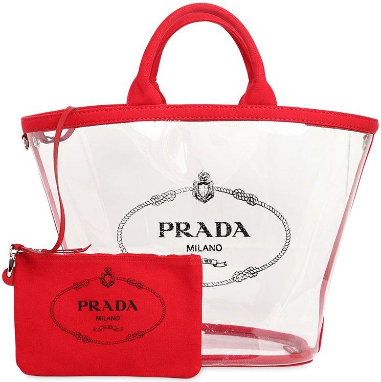 Prada-Logo-PVC-Tote-Bag-2