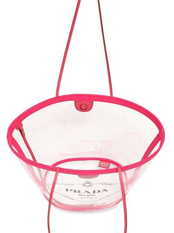 Prada-Logo-PVC-Tote-Bag-7