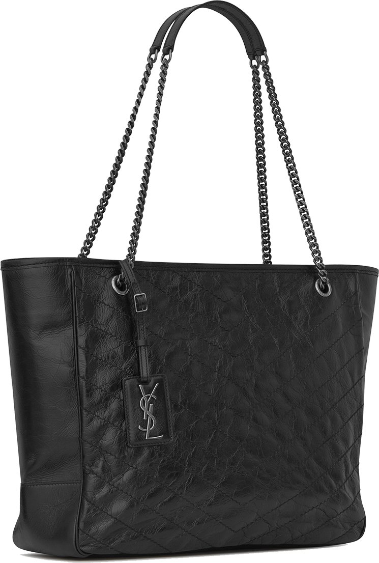 Saint-Laurent-Niki-Shopping-Bag