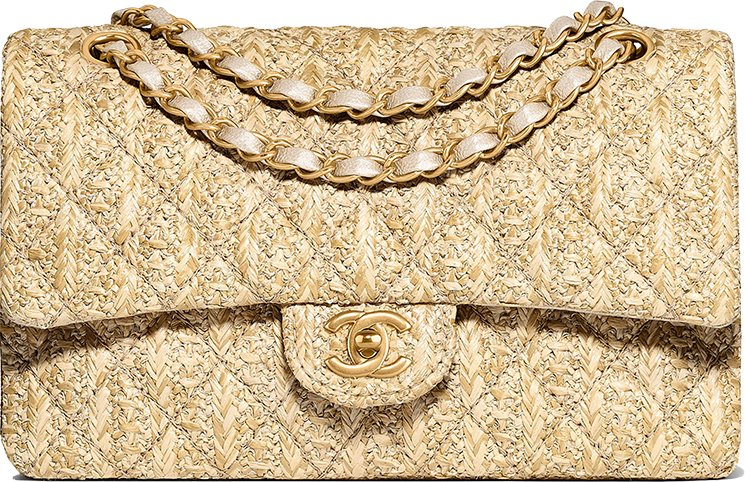 Chanel-Braided-Classic-Flap-Bag