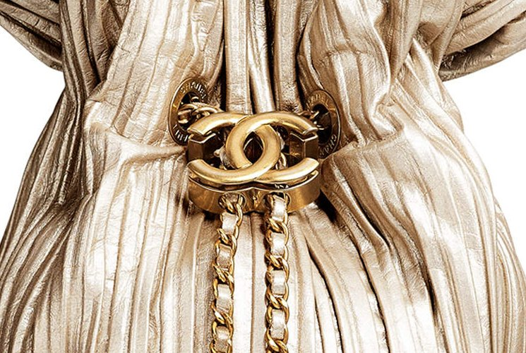 Chanel-Coco-Pleated-Drawstring-Bag-5