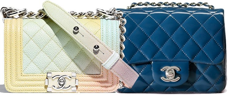 Chanel-Mini-Boy-Bag-vs-square-mini-woc