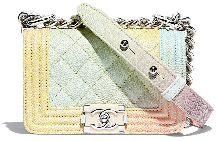 dec2a4bb8864 Chanel Mini Boy Bag | Bragmybag