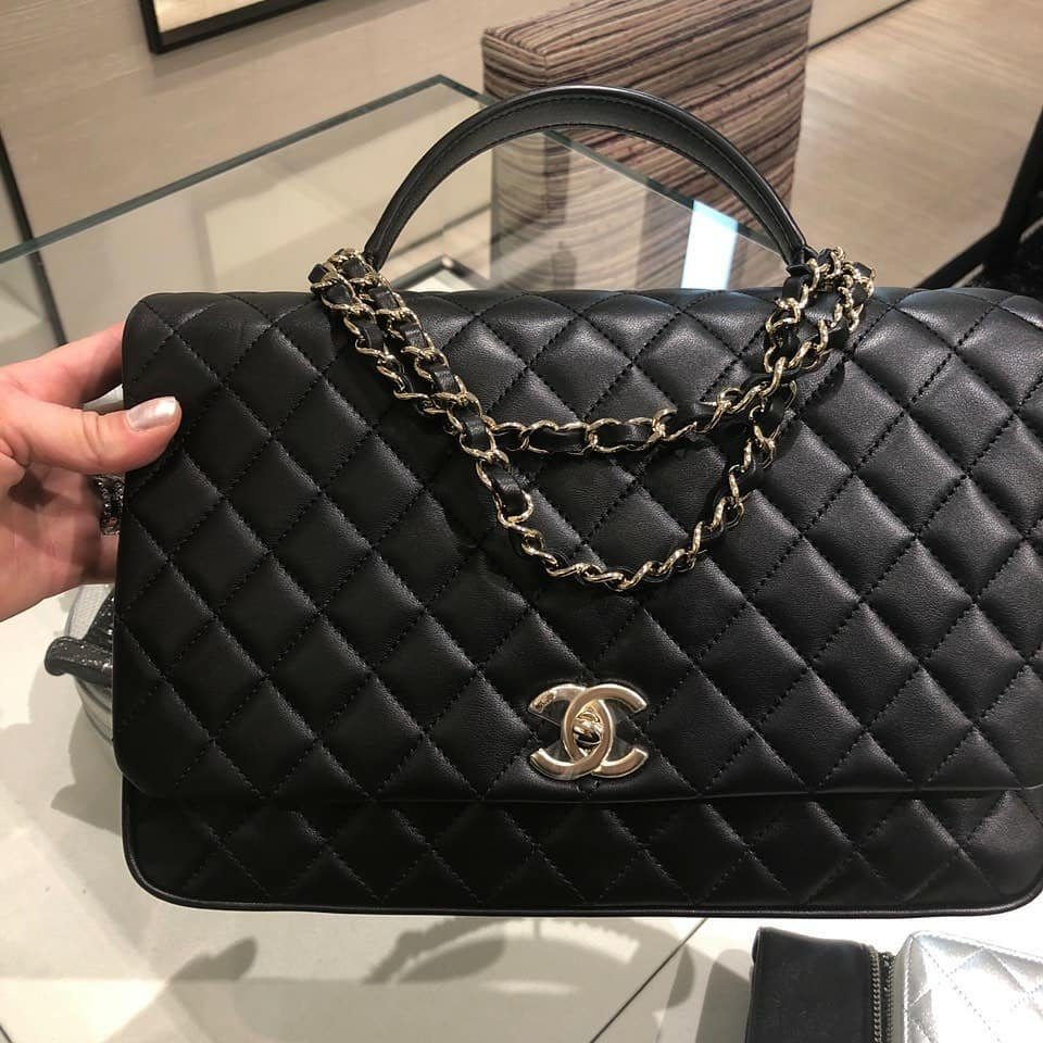 Chanel-Trio-Pouch-Flap-Bag