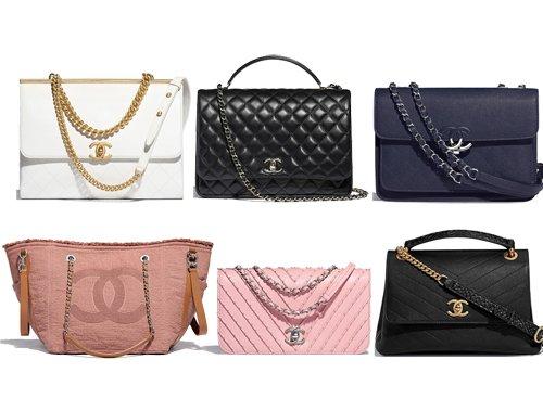 0f2f299e98c1 Chanel Spring Summer 2018 Seasonal Bag Collection Act 1 – Bragmybag