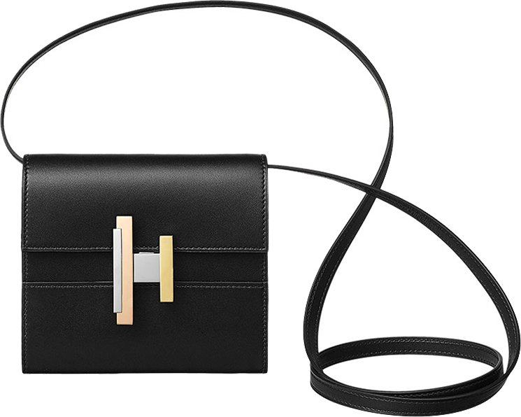 Hermes-Cinhetic-Clutch-with-Strap