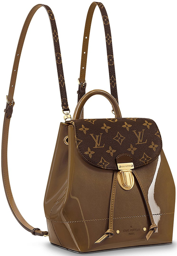 louis vuitton hot springs backpack bragmybag. Black Bedroom Furniture Sets. Home Design Ideas