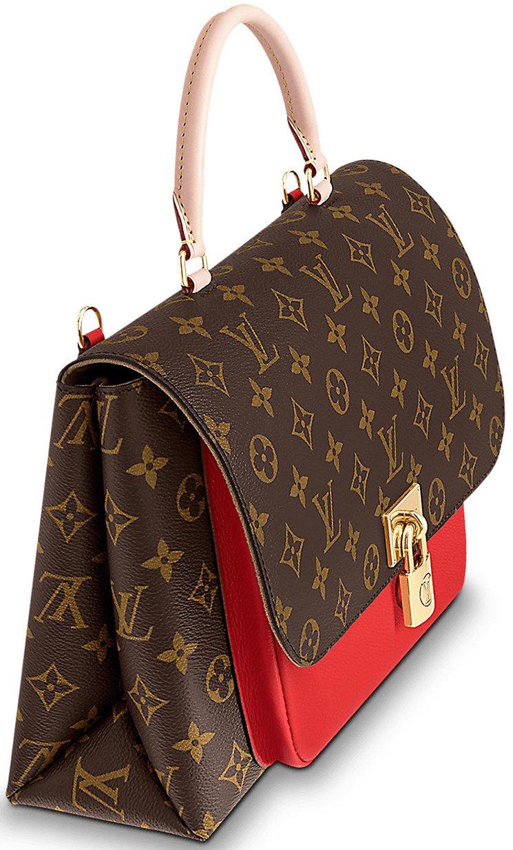 Louis vuitton marignan messenger bag bragmybag for Louis vuitton miroir bag