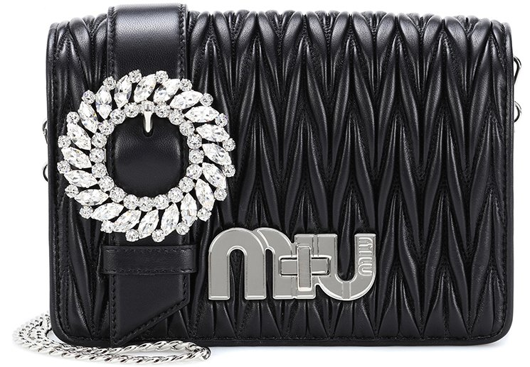 Miu-Miu-Matelasse-Crystal-Buckle-Bag