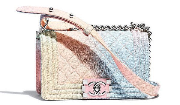e29ecec044ee7e Boy Chanel Rainbow Bag | Bragmybag
