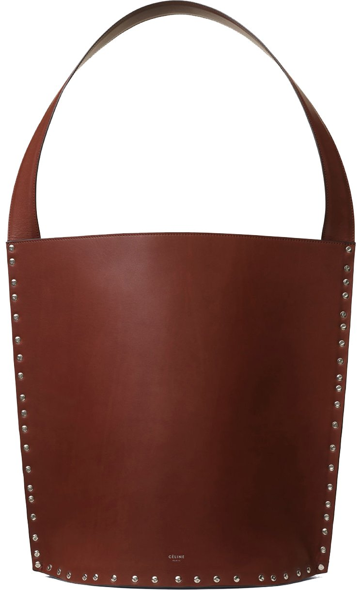 Celine-Studs-Bucket-Bag