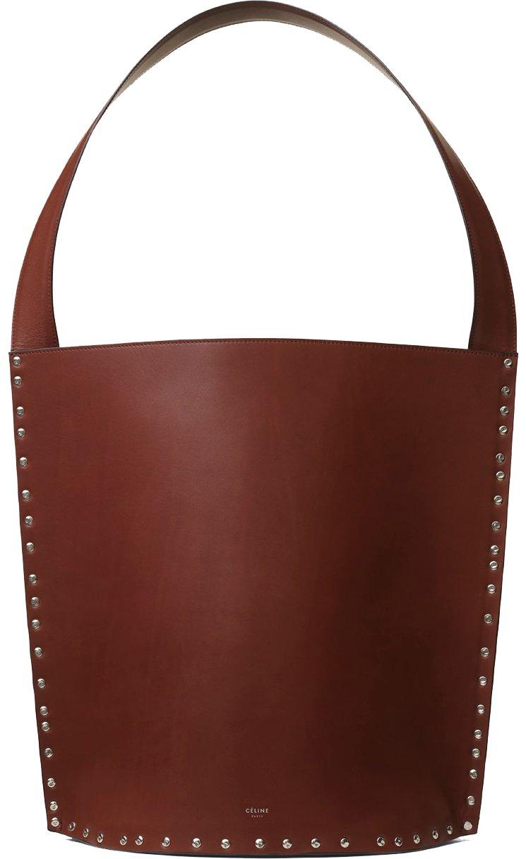 Celine-Studs-Bucket-Bag