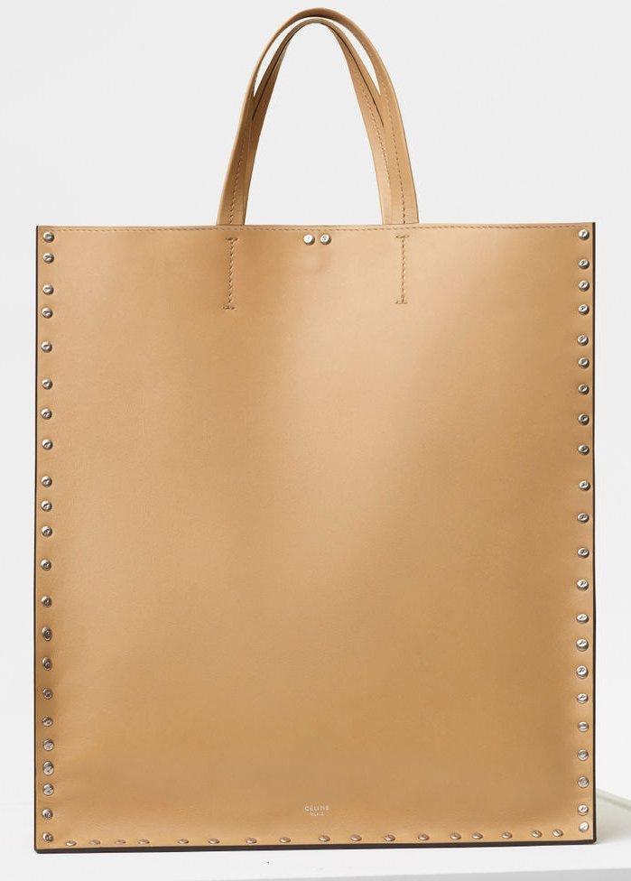 Celine-Studs-Cabas-Bag