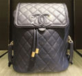 Chanel CC Filigree Backpack