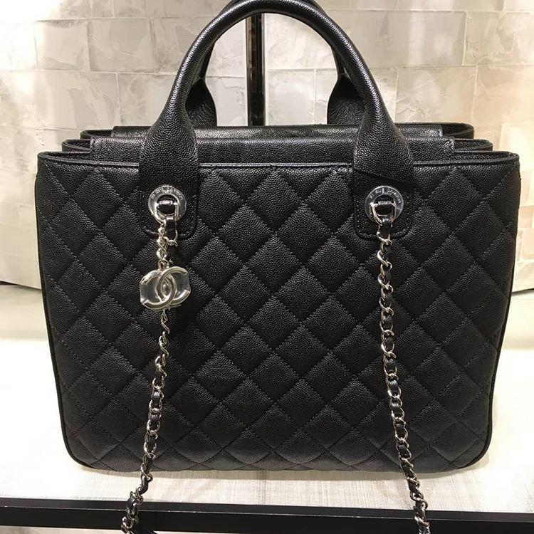 815a304e5172 Chanel Small Classic Tote Bag