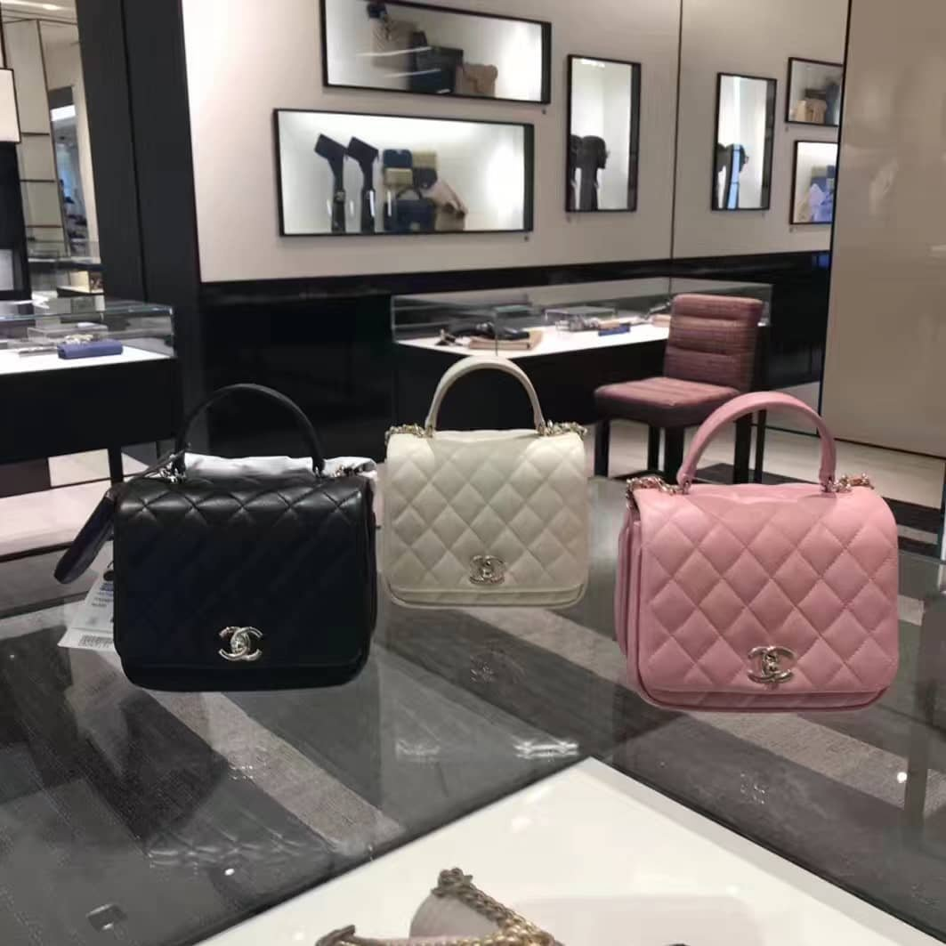 Chanel-Squared-Classic-Handle-Bag-2