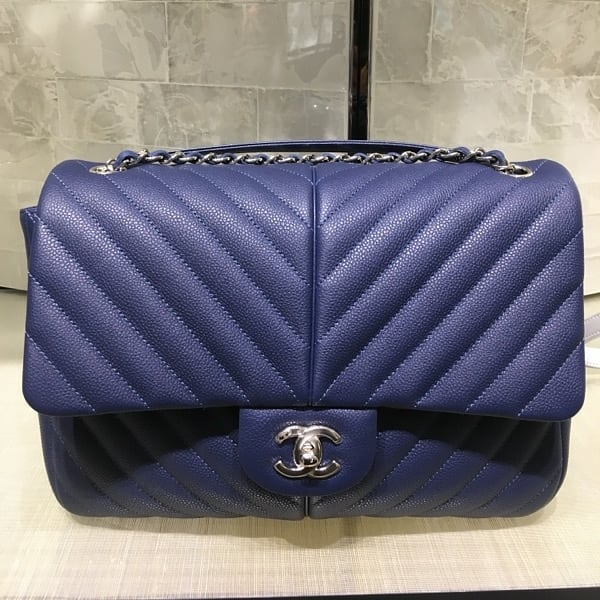 Chanel-puffy-bag-blue