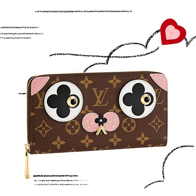 Louis-Vuitton-Valentine-Monogram-Animal-Face-Wallets-10