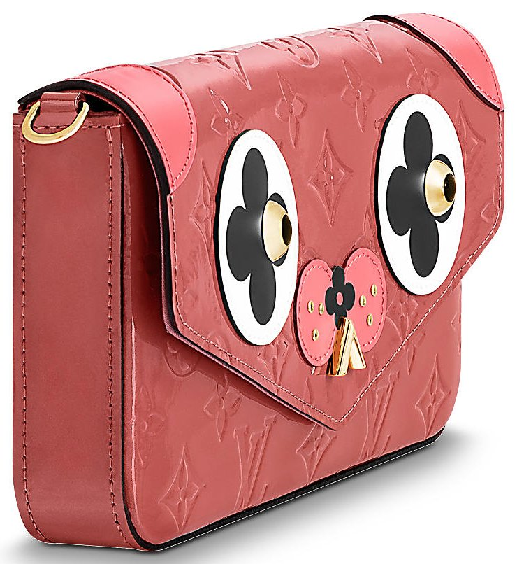 Louis-Vuitton-Valentine-Monogram-Animal-Face-Wallets-2