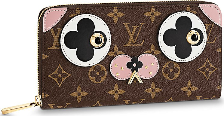 Louis-Vuitton-Valentine-Monogram-Animal-Face-Wallets-6