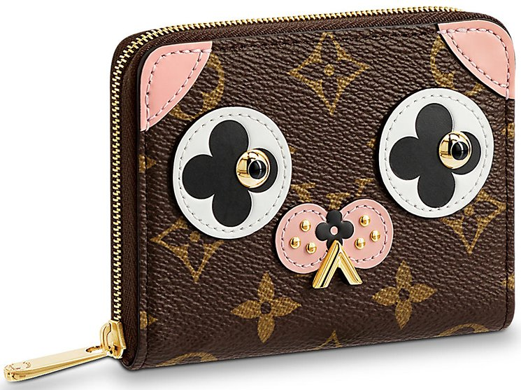 Louis-Vuitton-Valentine-Monogram-Animal-Face-Wallets-9