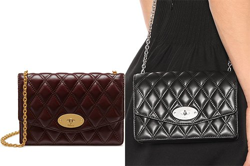 footwear new specials new york Mulberry Darley Quilted Bag   Bragmybag