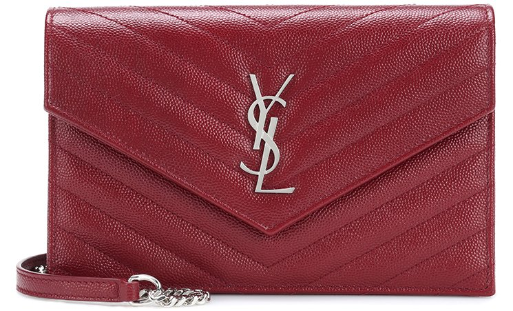 Saint-Laurent-Classic-Monogram-Envelope-Flap-Bag-10