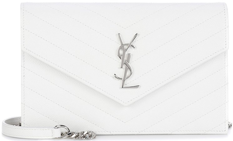 Saint-Laurent-Classic-Monogram-Envelope-Flap-Bag-5