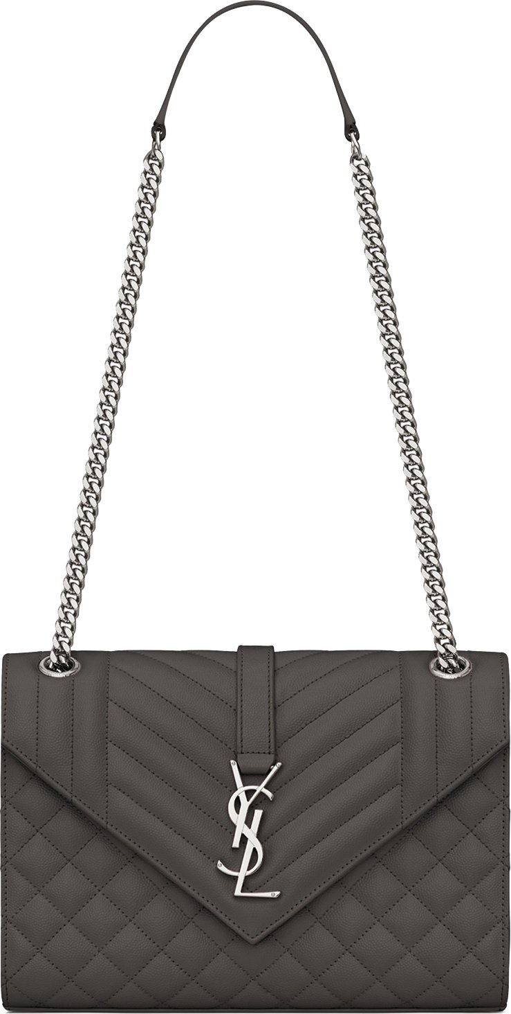 Saint-Laurent-Envelope-Chain-Bag-14