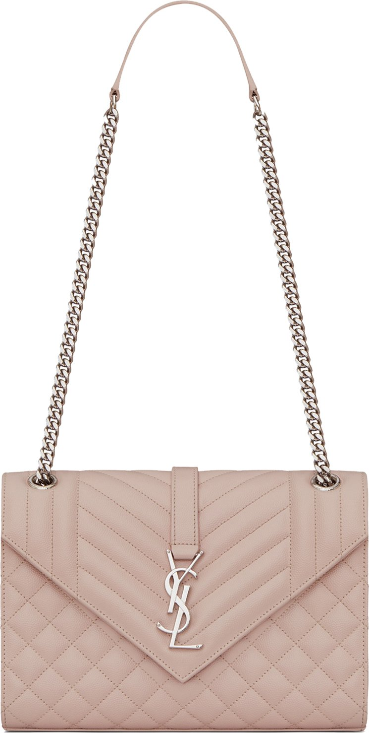 Saint-Laurent-Envelope-Chain-Bag-15